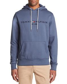 Tommy Hilfiger Logo Hooded Sweatshirt - Bloomingdale's_0