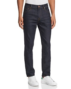 7 For All Mankind - Airweft Slimmy Slim Fit Jeans in Caveat