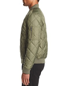 Marc New York - Fletcher Quilted Bomber Jacket