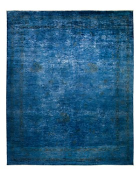 "Solo Rugs - Vibrance 20 Hand Knotted Area Rug, 8' 1"" x 9' 10"""