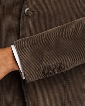 L.B.M - Slim Fit Garment-Dyed Corduroy Sport Coat