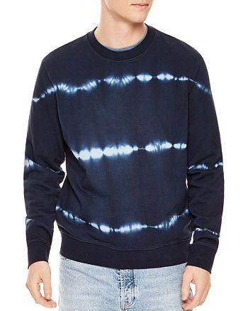 Sandro - Tie-Dye Crewneck Sweatshirt