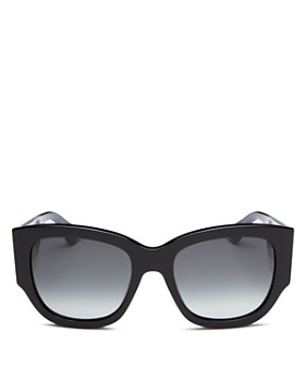 Gucci - Women's Sylvie Extreme Cat Eye Sunglasses, 53mm