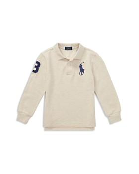 Ralph Lauren - Boys' Cotton Mesh Polo - Little Kid