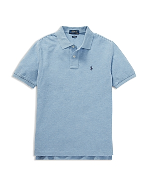 Polo Ralph Lauren Boys' Cotton Mesh Polo - Big Kid