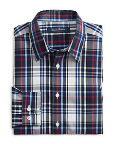 Brooks Brothers Boys' Non-Iron Dalton Plaid Sport Shirt - Little Kid, Big Kid - Bloomingdale's_0