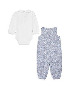 Ralph Lauren - Girls' Floral Romper & Bodysuit Set - Baby