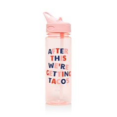 ban.do - Work It Out Water Bottle, After This We're Getting Tacos