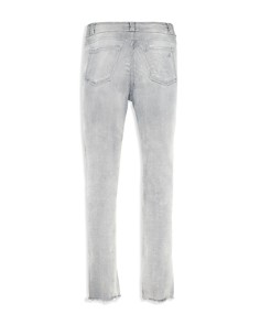 DL1961 - Girls' Frayed Hem Skinny Jeans - Big Kid