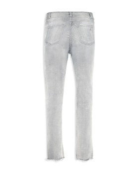 DL1961 - Girls' Frayed Hem Skinny Jeans - Big Kid