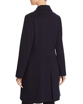 Cinzia Rocca - Wool & Cashmere A-Line Coat