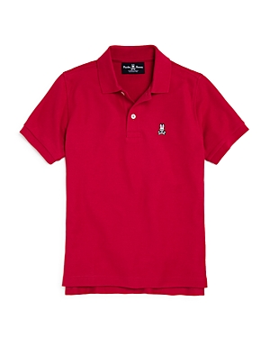 Psycho Bunny Boys' Classic Polo - Little Kid, Big Kid