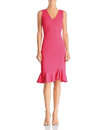 Betsey Johnson - Scuba Crepe Dress