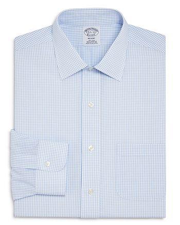 Brooks Brothers - Micro-Grid Classic Fit Dress Shirt