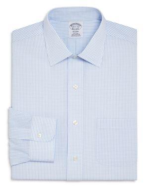 Brooks Brothers Micro-Grid Classic Fit Dress Shirt