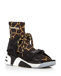 MARC JACOBS - Women's Somewhere Open Toe Sport Sandals