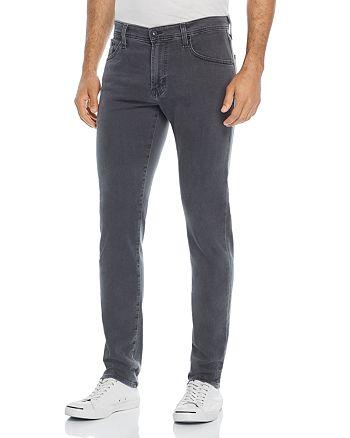 AG - Tellis Slim Fit Jeans in Carbon Copy