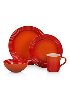 Le Creuset - 16-Piece Dinnerware Set