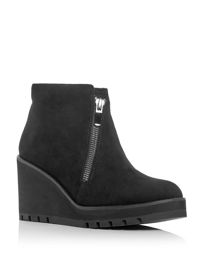 9446c63aaae Eileen Fisher - Women s Alto Platform Wedge Booties