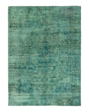 Solo Rugs Vintage 1 Hand-Knotted Area Rug, 7' 7 x 10' 4