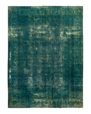 Solo Rugs Vintage 10 Hand-Knotted Area Rug, 9' 9 x 13'