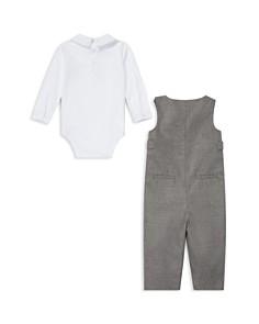 Ralph Lauren - Boys' Cotton Bodysuit & Wool Overalls Set - Baby