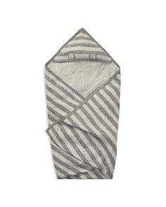 Ralph Lauren - Boys' Hooded Striped Blanket - Baby