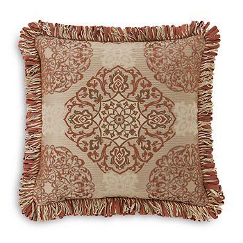 "Waterford - Jonet Decorative Pillow, 18"" x 18"""