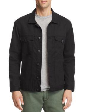 Double Eleven Denim Jacket in Black