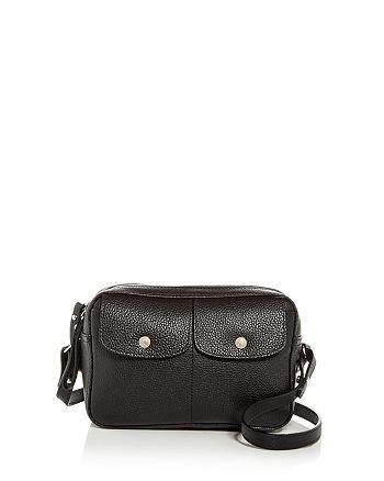 Longchamp Le Foulonne Leather Crossbody Camera Bag | Bloomingdale's