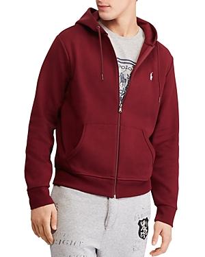 Polo Ralph Lauren Double-Knit Full-Zip Hoodie