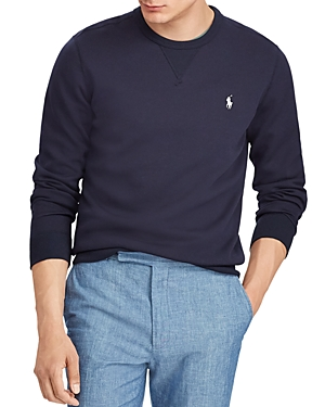 Polo Ralph Lauren Double-Knit Sweatshirt