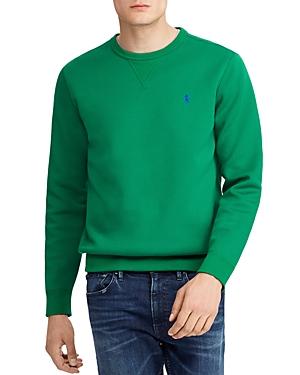 Polo Ralph Lauren Double-Knit Sweatshirt