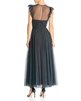 Jill Jill Stuart - Flocked Tulle Gown