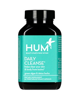 HUM Nutrition - Daily Cleanse® - Clear Skin & Acne Supplement