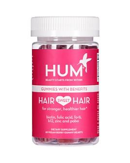 HUM Nutrition - Hair Sweet Hair Gummies - Vegan Supplement for Healthy Hair