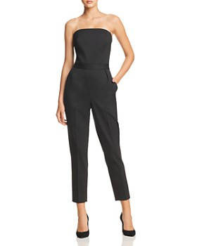 Theory - City Strapless Jumpsuit
