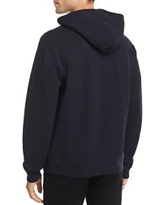Sandro - Hoodie Patch Sweatshirt - 100% Exclusive