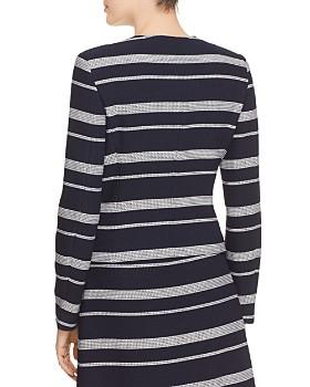 BOSS - Kanoa Textured Knit Jacket
