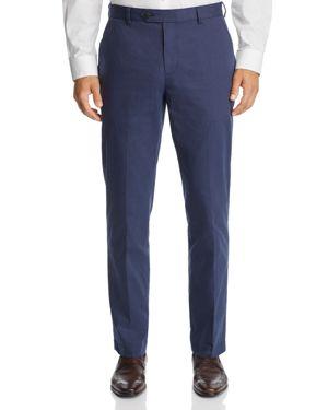 Brooks Brothers Milano Tonal-Stripe Regular Fit Chino Pants