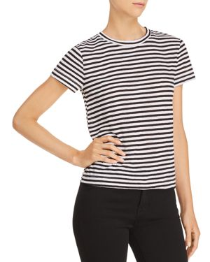 HONEY PUNCH STRIPED TEE