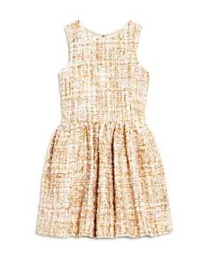 Bardot Junior - Girls' Sleeveless Tweed Dress - Little Kid