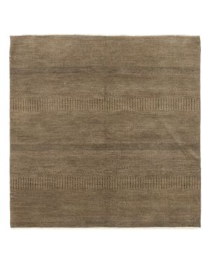 Solo Rugs Savannah Hand-Knotted Area Rug, 6' 1 x 6' 1