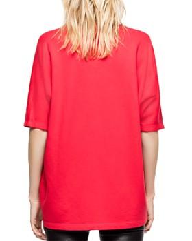 Zadig & Voltaire - Portland Printed Sweatshirt