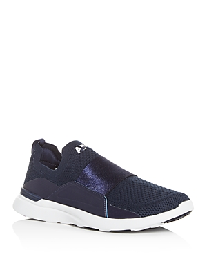 Apl Athletic Propulsion Labs WOMEN'S TECHLOOM BLISS KNIT SLIP-ON SNEAKERS