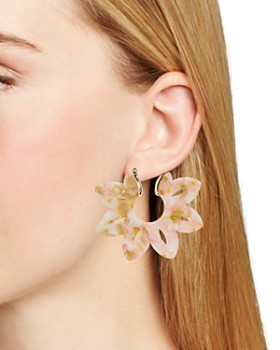 BAUBLEBAR - Rita Resin Drop Earrings