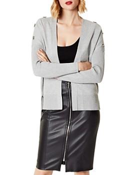 KAREN MILLEN - Hardware Detail Cardigan