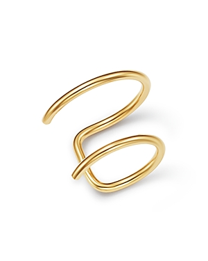 Zoe Chicco 14K Yellow Gold Thin Double Ear Cuff