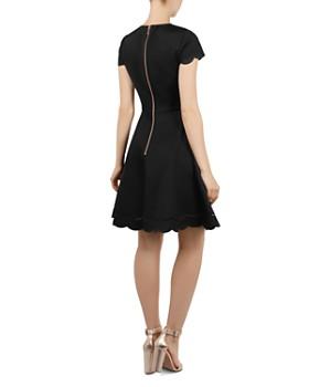 Ted Baker - Marlena Scalloped Skater Dress