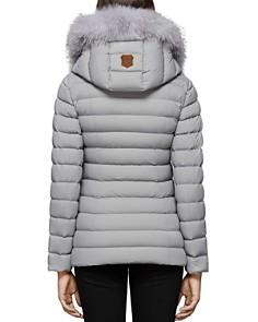 Mackage - Kadalina-X Fox Fur Trim Light Down Coat